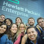 Hewlett Packard Enterprise company  photo