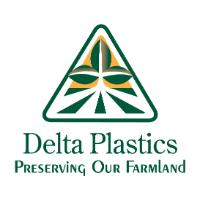 Delta Plastics Company Logo