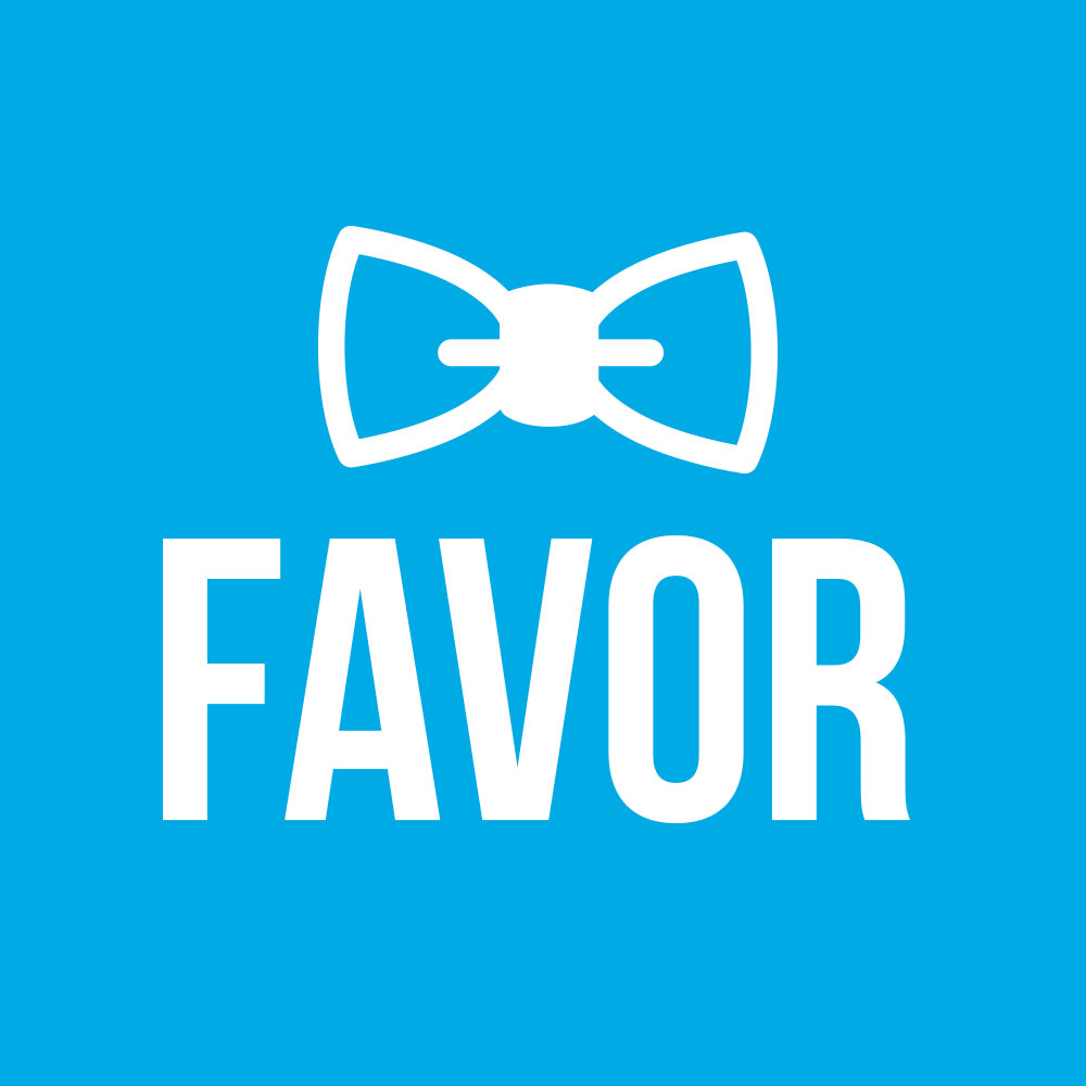 Favor Delivery Company Logo