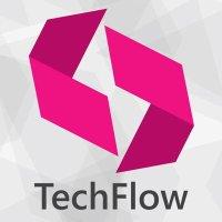 TechFlow Company Logo