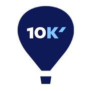 10,000ft Company Logo