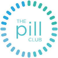 The Pill Club Company Logo