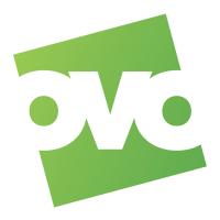 Ovo Energy Company Logo