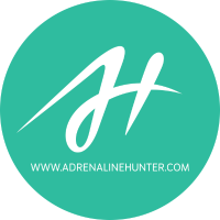 Adrenaline Hunter Company Logo