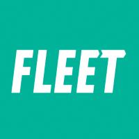 Fleet Logistics Company Logo