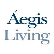 Aegis Living Company Logo