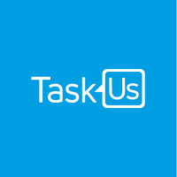 TaskUs Company Logo