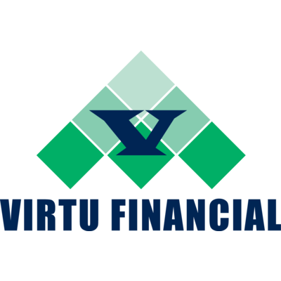 Virtu Financial Company Logo