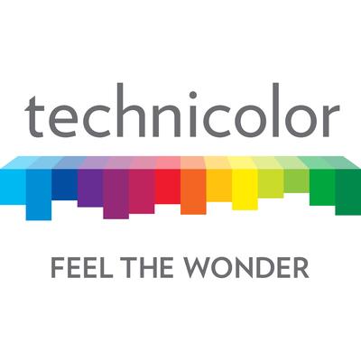 Technicolor Company Logo