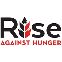 Rise Against Hunger Company Logo