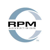 RPM Advertising Company Logo