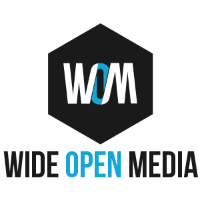 Wide Open Media Group Company Logo