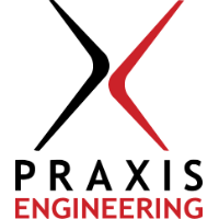Praxis Engineering Company Logo