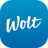 Wolt Company Logo