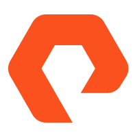 Pure Storage Company Logo