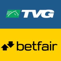 TVG Network Betfair US Company Logo
