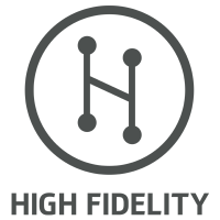 High Fidelity Company Logo