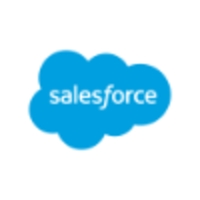 SalesForce Company Logo