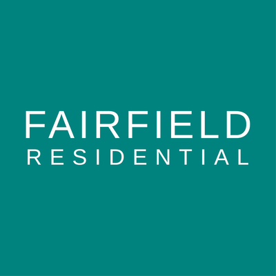 Fairfield Residential Company Logo