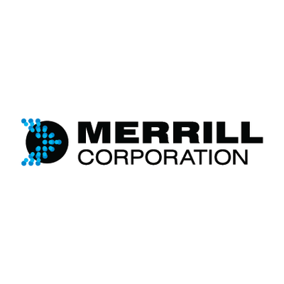 Merrill Corporation Company Logo