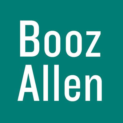 Booz Allen Hamilton Company Logo