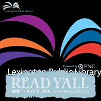 Lexington Public Library Company Logo