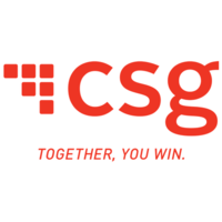 CSG International Company Logo