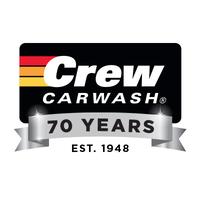 Crew Carwash Company Logo