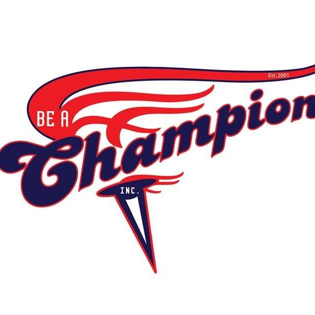 BE A CHAMPION Company Logo