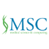 Medical Science & Computing (MSC) Company Logo