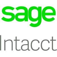 Sage Intacct Company Logo