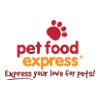 Pet Food Express Company Logo
